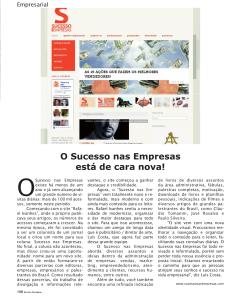 sucesso revista