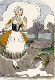 fabula-mulher-balde-leite