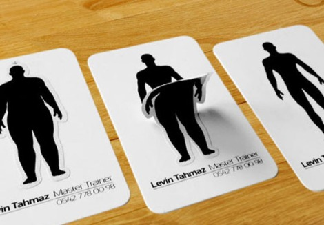 cartões-de-visita-criativos-personal-trainer